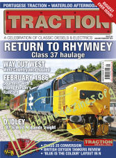 Traction 249 - January/February 2018
