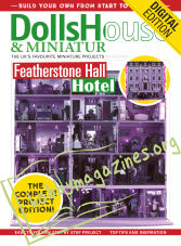 Dolls House & Miniature Scene January 2019