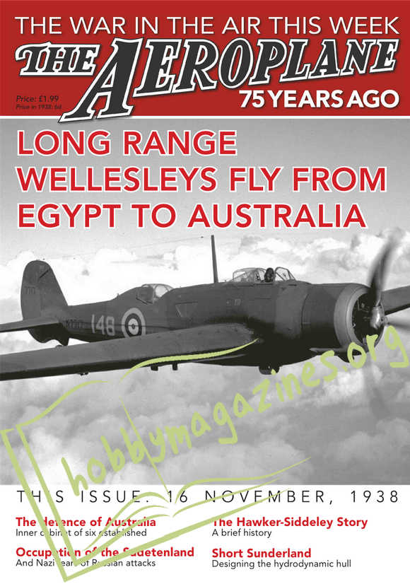 The Aeroplane 75 Years Ago Issue 9