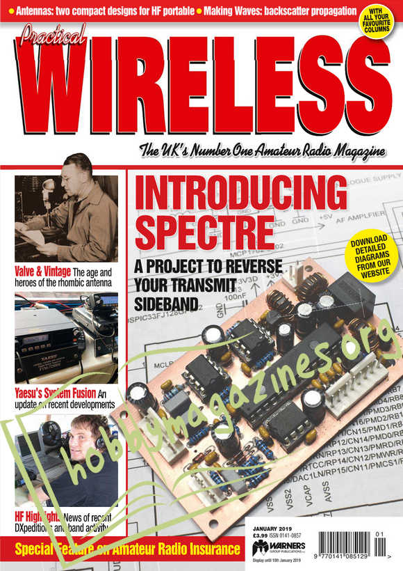 Practical Wireless – January 2019