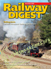 Railway Digest – December 2018