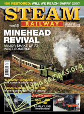 Steam Railway - December 7, 2018