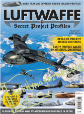 Luftwaffe: Secret Project Profiles