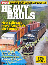 Trains Special - Heavy Hauls