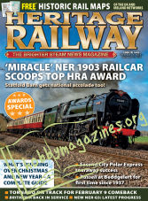 Heritage Railway 249 - December 14, 2018