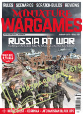 Miniature Wargames – January 2019