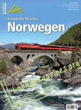 EJ Bahnen & Berge 2019-01 : Norwegen