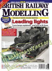British Railway Modelling - January 2007