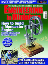 Engineering in Miniature – January 2019