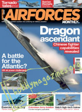 AirForces Monthly - January 2019