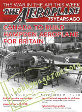 The Aeroplane 75 Years Ago Issue 10