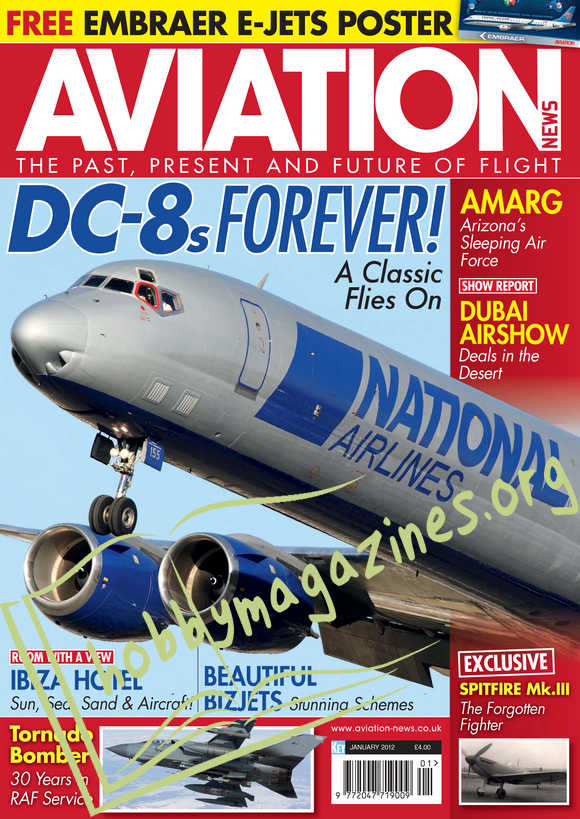 Aviation News - January 2012