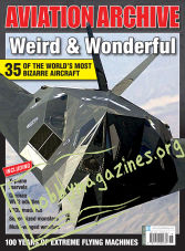 Aeroplane Collector's Archive – Werid & Wonderful