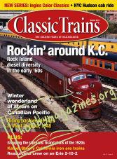 Classic Trains - Winter 2011