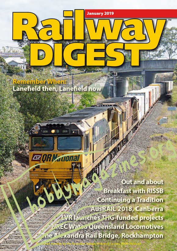 Railway Digest – January 2019