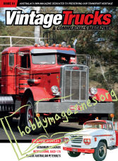 Vintage Trucks & Commercials Magazine Issue 51 – January/February 2019