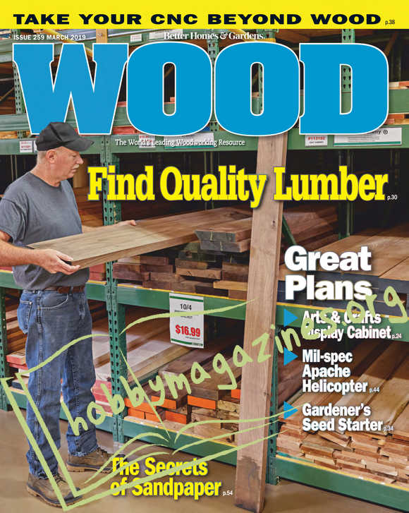 WOOD 259 - March 2019