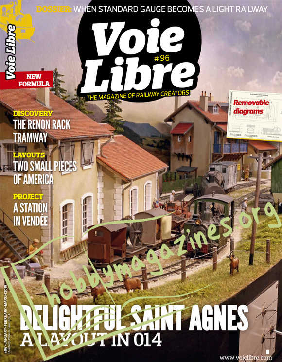 Voie Libre - January/February/March 2019