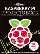 The Official Raspberry Pi Projects Book Vol.2