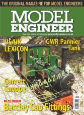 Model Engineer 4604 – 18 January 2019