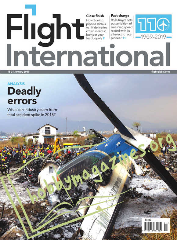Flight International - 15 January 2018