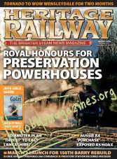 Heritage Railway 250 – January 18, 2019