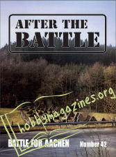 After the Battle 042 - Battle for Aachen