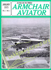 Armchair Aviator - January 1973