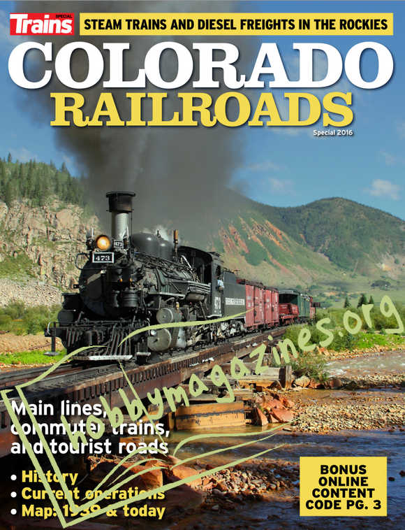 Trains Special : Colorado Railroads