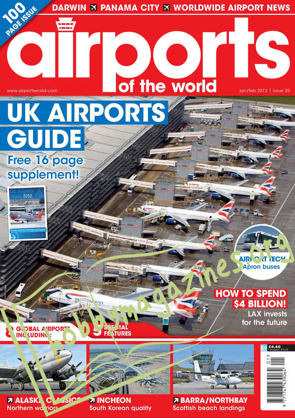 Airports of the World - January/February 2012