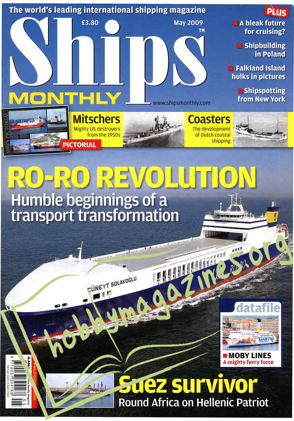 Ships Monthly - May 2009
