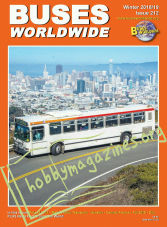 Buses Worldwide - Winter 2018/19