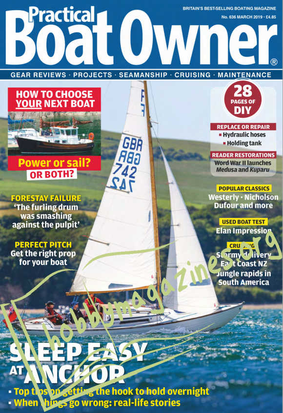 Practical Boat Owner - March 2019