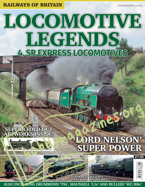 Locomotive Legends 04 - SR Express Locomotive