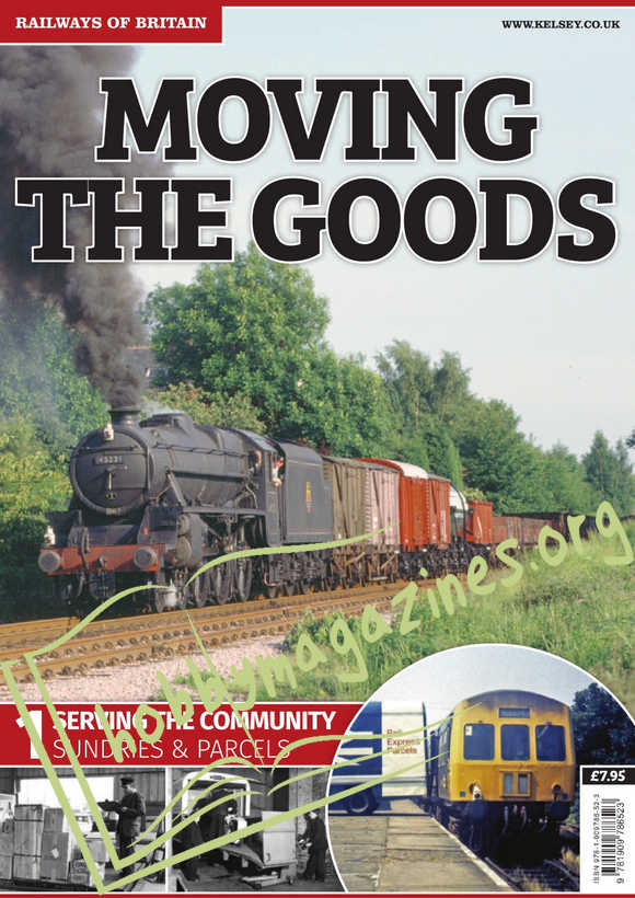 Moving The Goods 01 - Serving The Community.Sundries & Parcels