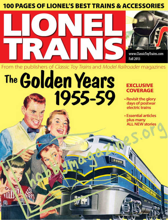 Lionel Trains : The Golden Years 1955-59