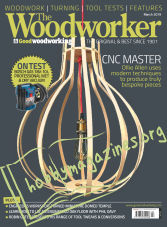 The Woodworker & Woodturner - March 2019