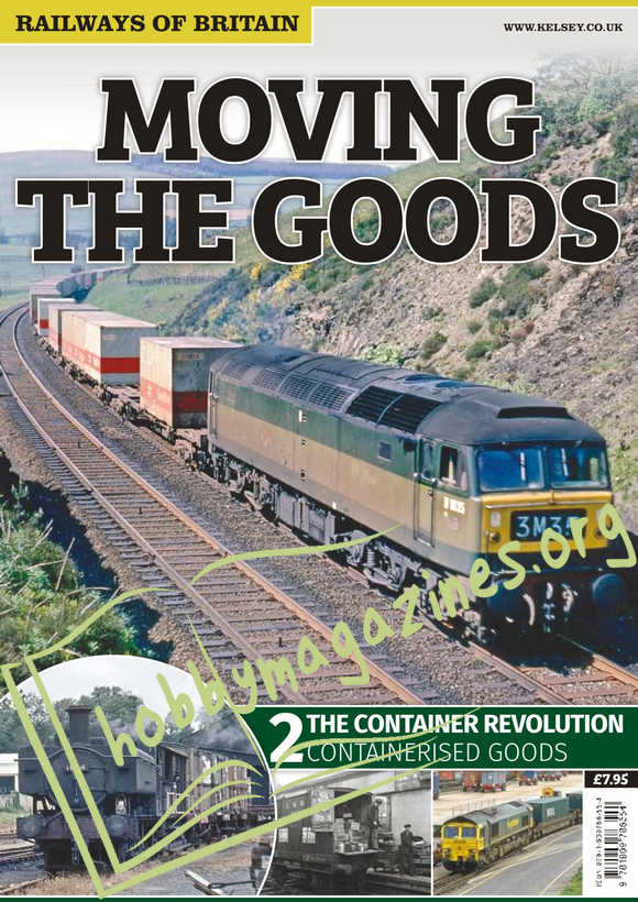 Moving The Goods 02 - The Container Revolution