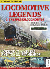 Locomotive Legends 05 - BR Express Locomotive