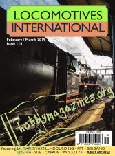 Locomotives International 118 - February/March 2018