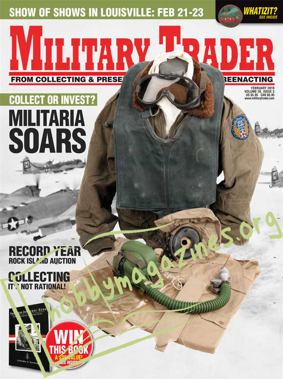 Military Trader - February 2019