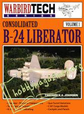 Warbird Tech 001 - Consolidated B-24 Liberator