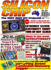 Silicon Chip - July 2018
