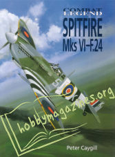 Combat Legend - Spitfire Mks VI-F.24