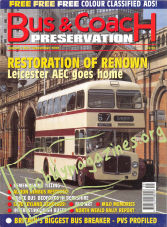 Bus & Coach Preservation - September 1999