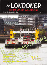 The Londoner Issue 02 - June/July 2015