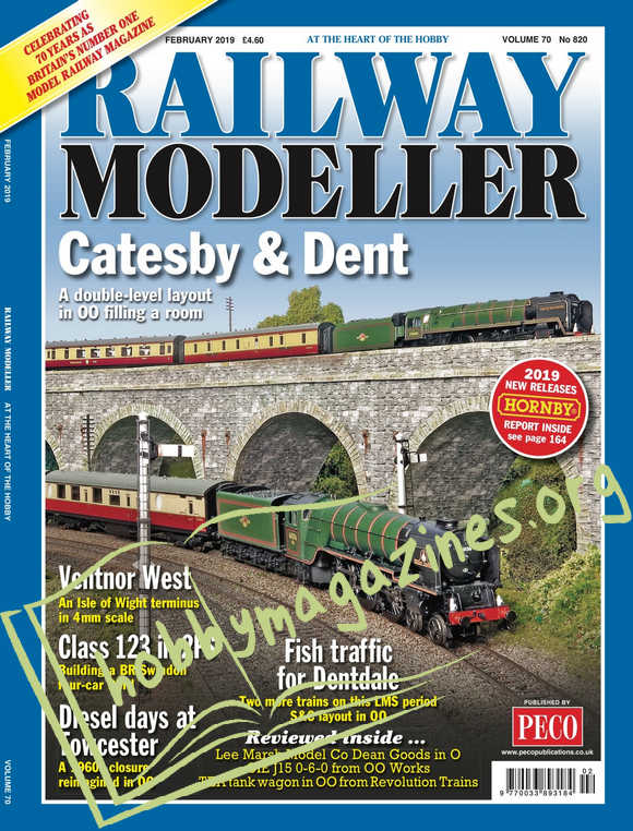 Railway Modeller - February 2019