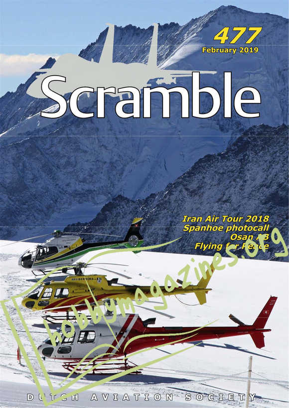 Scramble Issue 477 - February 2019