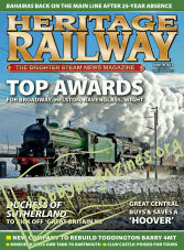 Heritage Railway Issue 251 - 15 February 2019