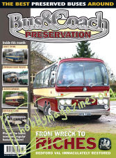 Bus And Coach Preservation - March 2019